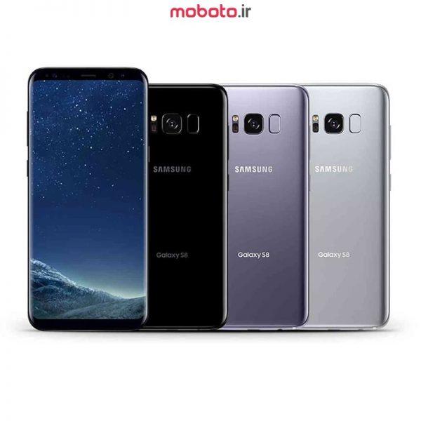 GALAXY S8 PIC2 min موبایل سامسونگ Galaxy S8 64GB