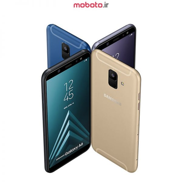 galaxy a6 pic5 min موبایل سامسونگ Galaxy A6 32GB