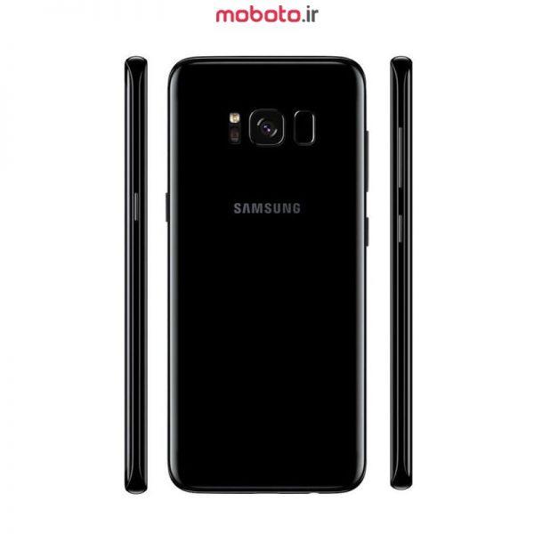galaxys8 plus pic2 min موبایل سامسونگ Galaxy S8+ 64GB