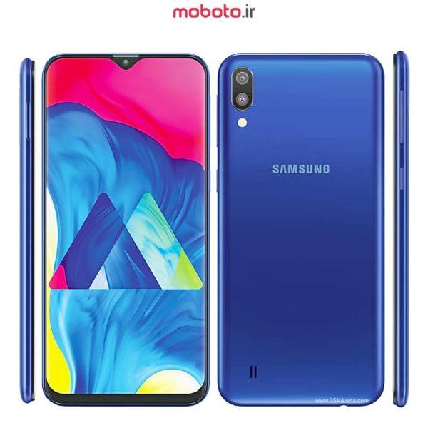 samsung galaxy m10 pic3 min موبایل سامسونگ Galaxy M10 16GB