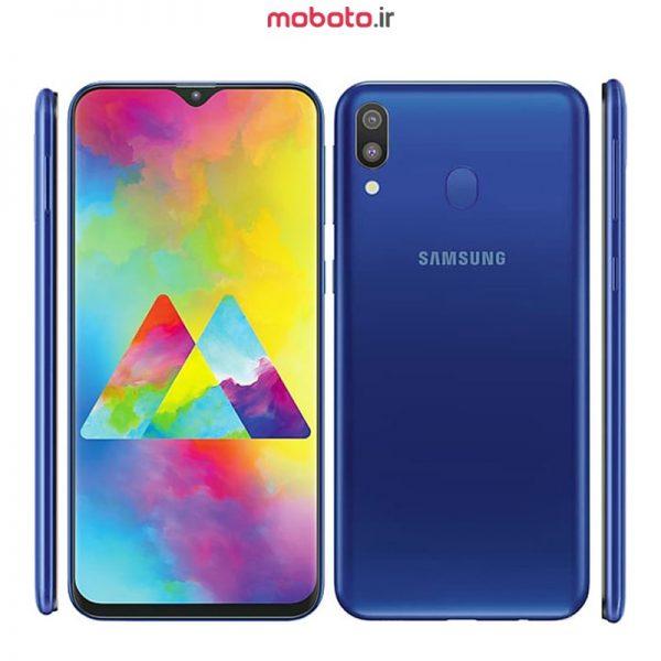 samsung galaxy m20 pic2 min موبایل سامسونگ Galaxy M20 64GB