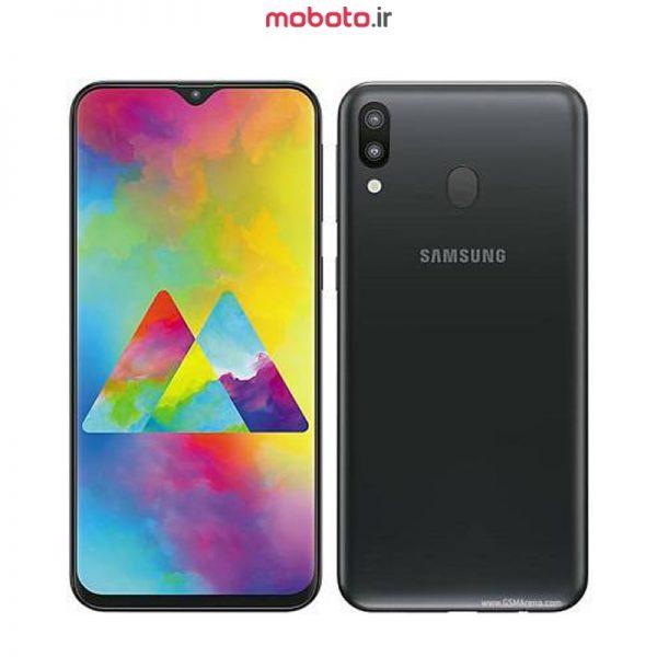 samsung galaxy m20 pic3 min موبایل سامسونگ Galaxy M20 64GB