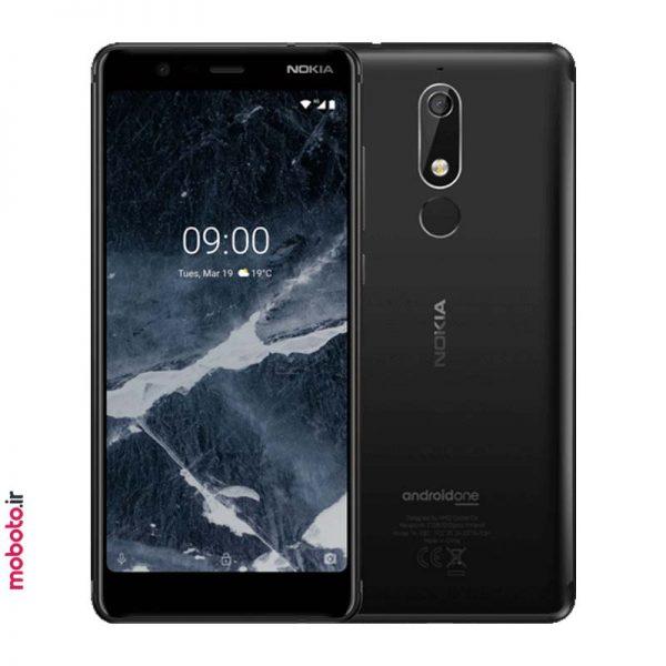 nokia 5 1 pic2 موبایل نوکیا Nokia 5.1