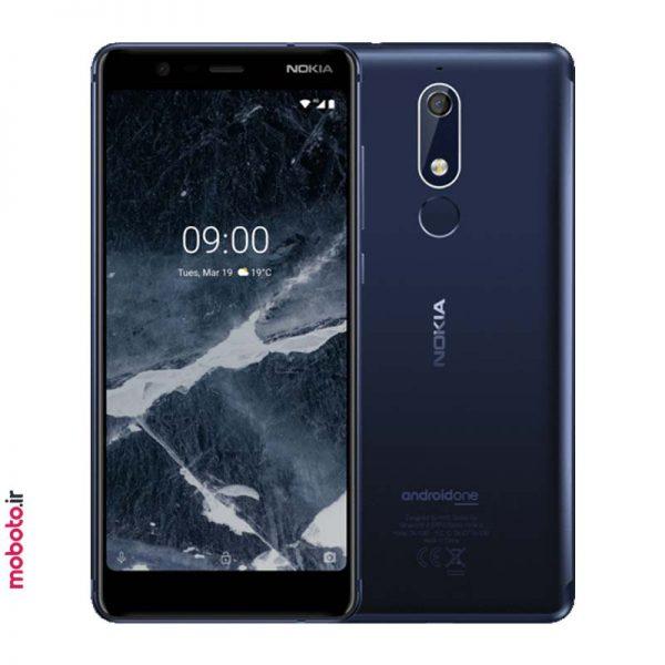 nokia 5 1 pic3 موبایل نوکیا Nokia 5.1