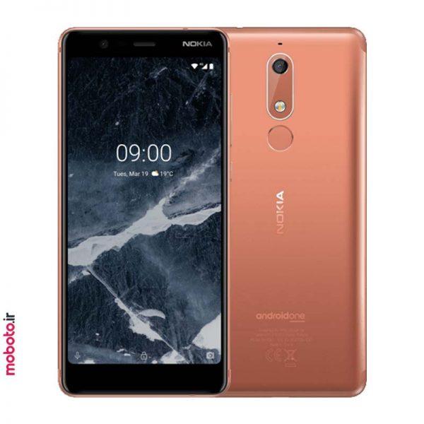 nokia 5 1 pic4 موبایل نوکیا Nokia 5.1