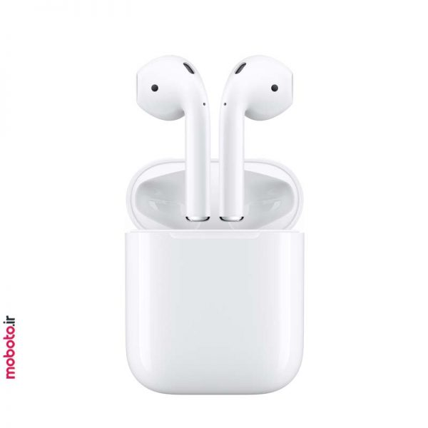 Apple airpods pic1 هندزفری بیسیم اپل ایرپاد Apple AirPods