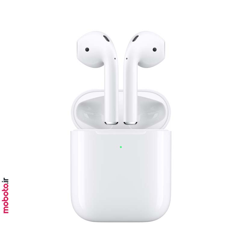 Apple airpods2 Wireless Charging Case pic1 صفحه اصلی المنتور