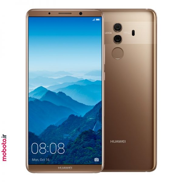 huawei mate10 pro brown موبایل هواوی Mate 10 Pro 128GB