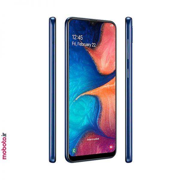 samsung galaxy a20 pic6 موبایل سامسونگ Galaxy A20 32GB