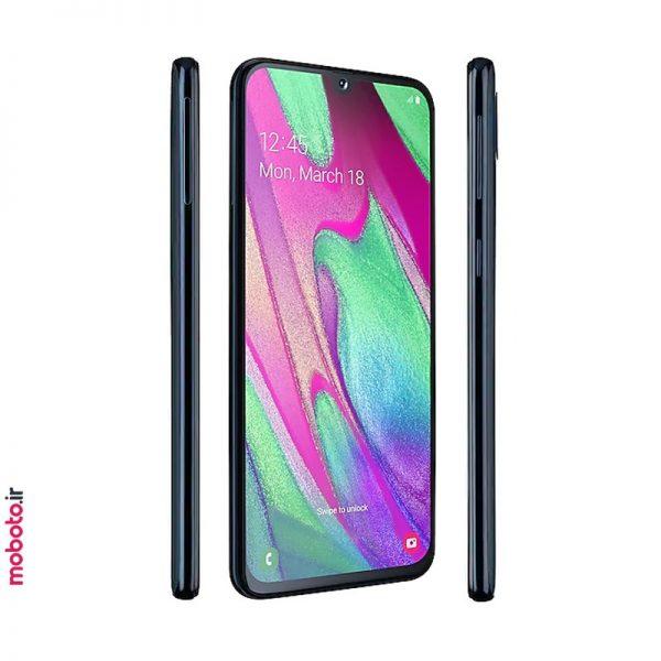 samsung galaxy a40 pic3 موبایل سامسونگ Galaxy A40 64GB