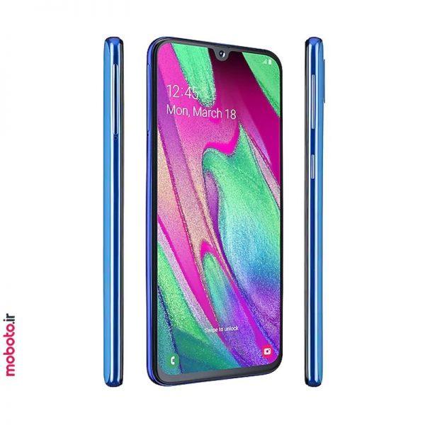 samsung galaxy a40 pic7 موبایل سامسونگ Galaxy A40 64GB