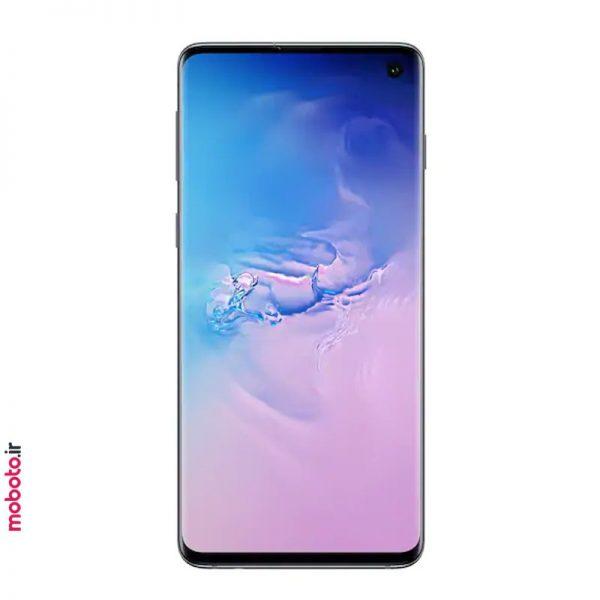 samsung galaxy s10 front2 موبایل سامسونگ Galaxy S10 128GB
