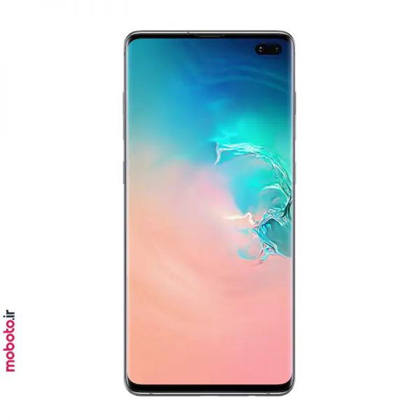 samsung galaxy s10plus front موبایل سامسونگ Galaxy S10+ 1TB