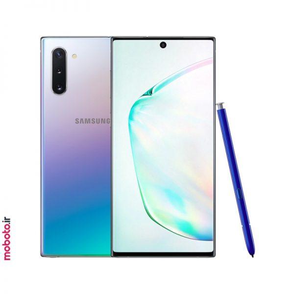 samsung galaxy note10 pic2 موبایل سامسونگ Galaxy Note10 256GB
