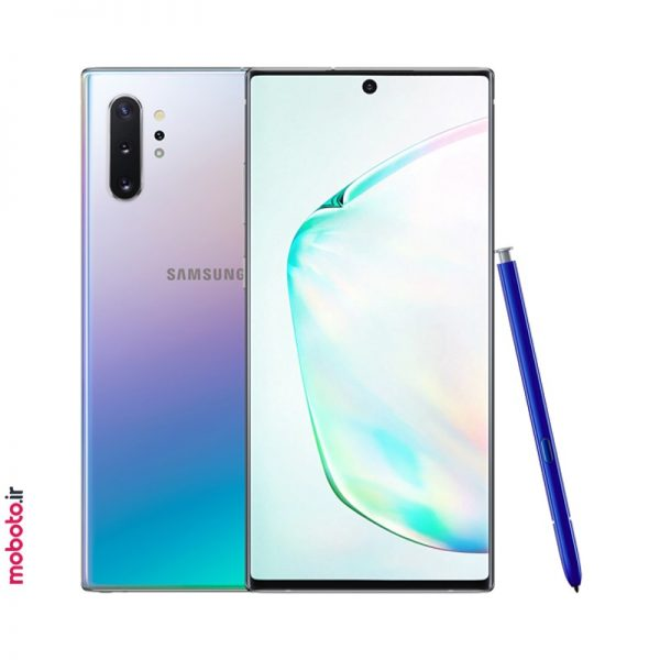 samsung galaxy note10plus pic2 موبایل سامسونگ Galaxy Note10+ 256GB