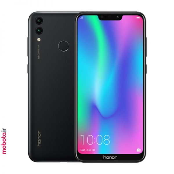 Honor 8C BKK LX2 black موبایل آنر Honor 8C 32GB