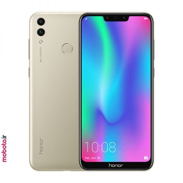Honor 8C BKK LX2 gold موبایل آنر Honor 8C 32GB