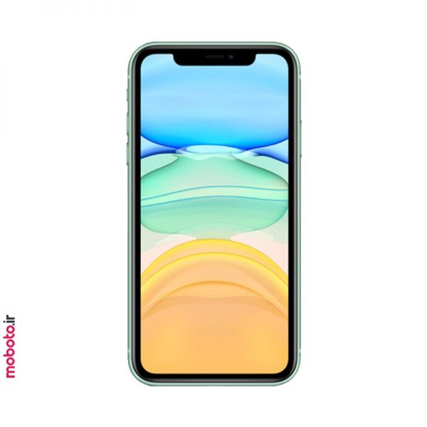 iphone 11 front موبایل اپل iPhone 11 256GB