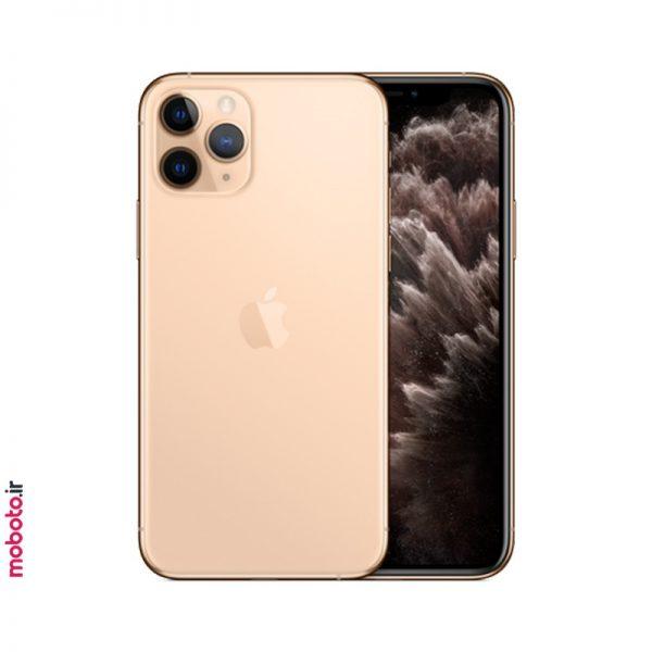 iphone 11 pro gold2 موبایل اپل iPhone 11 Pro 256GB
