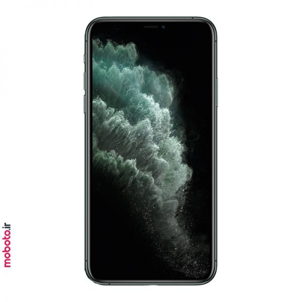 iphone 11 pro max front موبایل اپل iPhone 11 Pro Max 256GB