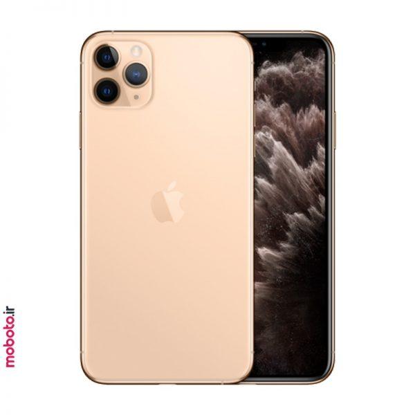 iphone 11 pro max gold موبایل اپل iPhone 11 Pro Max 256GB