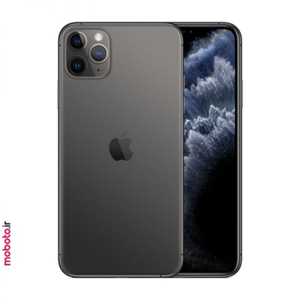 iphone 11 pro max gray موبایل اپل iPhone 11 Pro Max 256GB