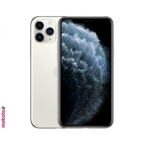 iphone 11 pro silver1 موبایل اپل iPhone 11 Pro 256GB