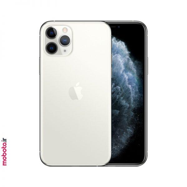 iphone 11 pro silver2 موبایل اپل iPhone 11 Pro 256GB