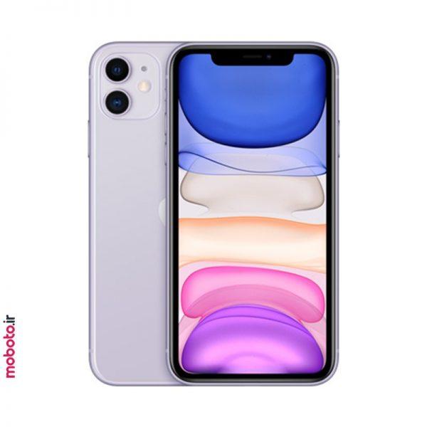 iphone 11 purple1 موبایل اپل iPhone 11 256GB