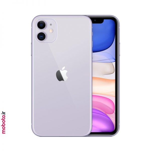 iphone 11 purple2 موبایل اپل iPhone 11 256GB