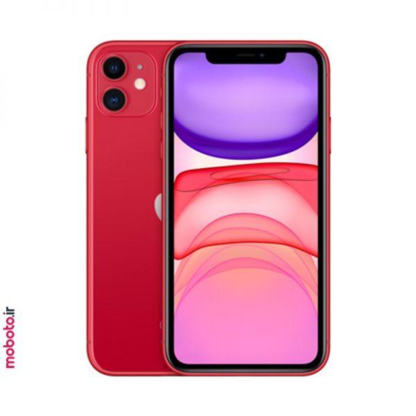 iphone 11 red1 موبایل اپل iPhone 11 256GB