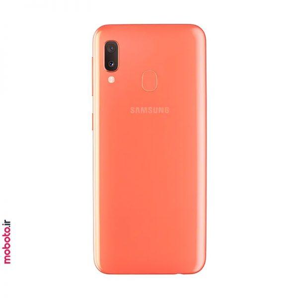 samsung galaxy a20e a202fds coral2 موبایل سامسونگ Galaxy A20e 32GB