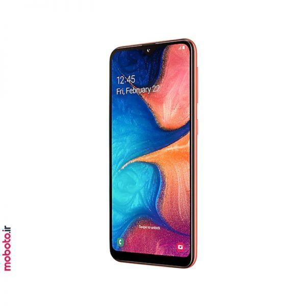 samsung galaxy a20e a202fds coral3 موبایل سامسونگ Galaxy A20e 32GB