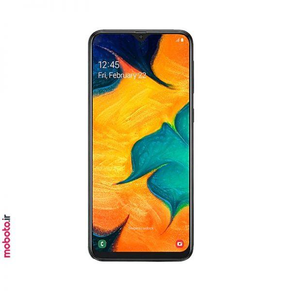 samsung galaxy a40s a3050fds front موبایل سامسونگ Galaxy A40s 64GB