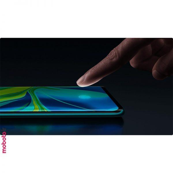 xiaomi mi note 10 fingerprint موبایل شیائومی Mi Note 10 Pro 256GB