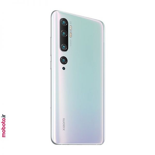 xiaomi mi note 10 white2 موبایل شیائومی Mi Note 10 Pro 256GB