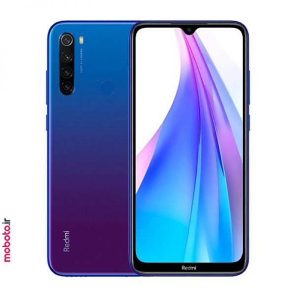 xiaomi redmi note 8t blue موبایل شیائومی Redmi Note 8T 64GB