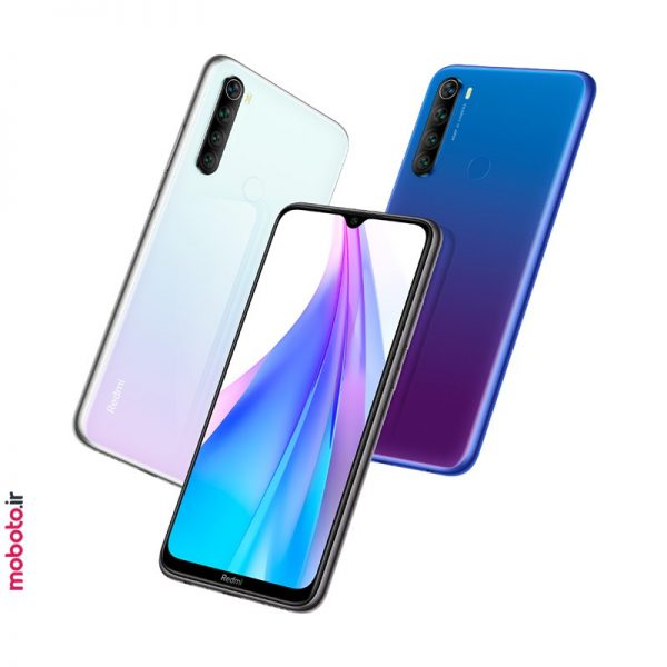 xiaomi redmi note 8t color موبایل شیائومی Redmi Note 8T 64GB