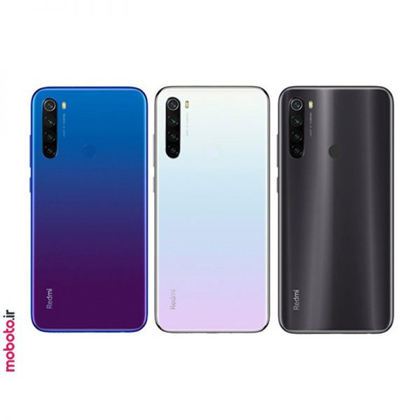 xiaomi redmi note 8t color2 موبایل شیائومی Redmi Note 8T 64GB