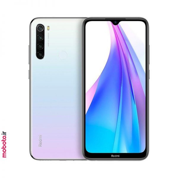 xiaomi redmi note 8t white موبایل شیائومی Redmi Note 8T 64GB