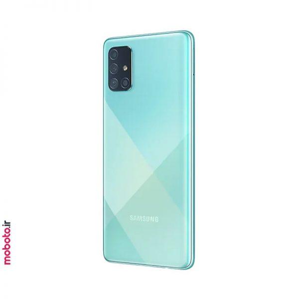 samsung galaxy a71 SM A715 3 موبایل سامسونگ Galaxy A71 128GB