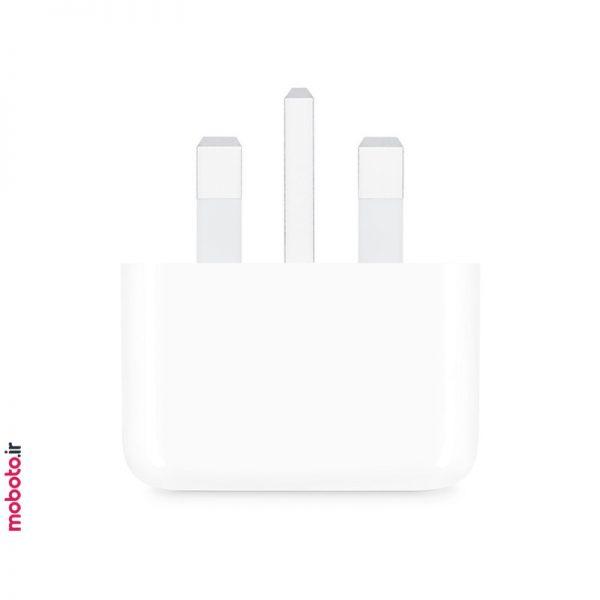 apple adapter 20w usbc 2 آداپتور شارژر اپل 20 واتی USB-C