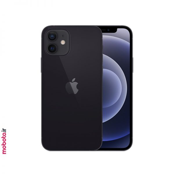 apple iphone 12 balck موبایل اپل iPhone 12 64GB