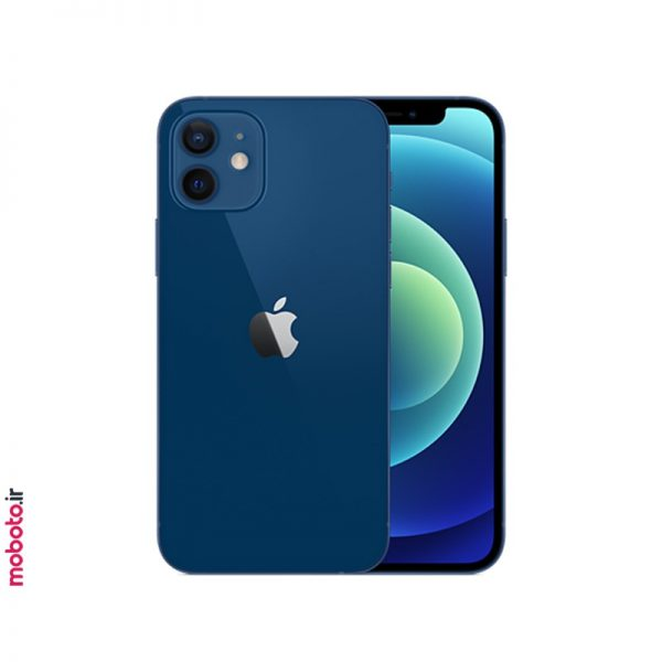 apple iphone 12 blue موبایل اپل iPhone 12 64GB