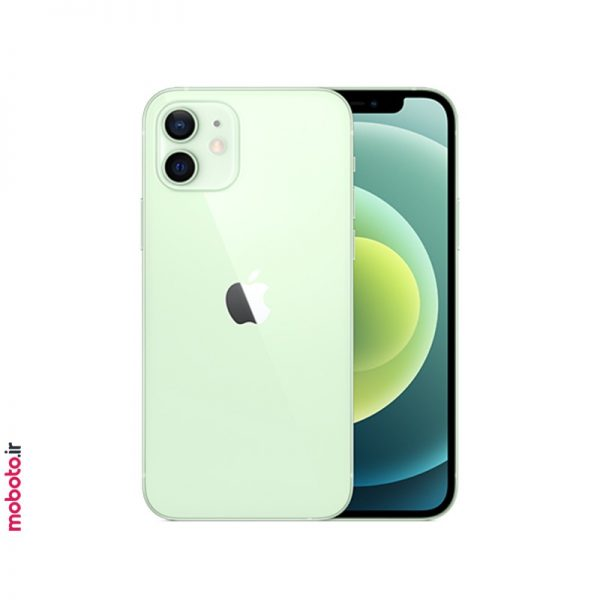 apple iphone 12 green موبایل اپل iPhone 12 128GB