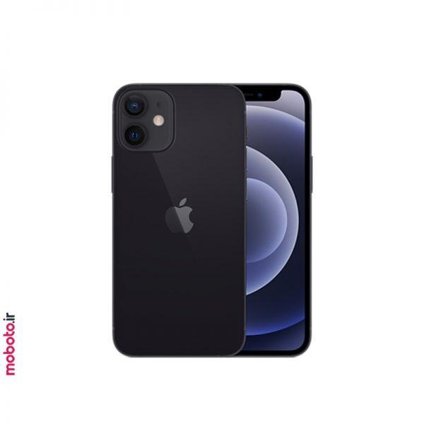 apple iphone 12 mini black موبایل اپل iPhone 12 Mini 64GB