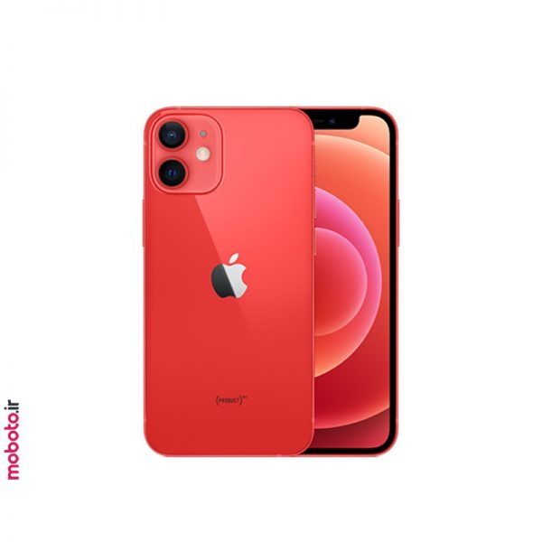 apple iphone 12 mini red موبایل اپل iPhone 12 Mini 64GB