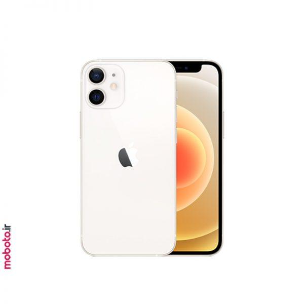 apple iphone 12 mini white موبایل اپل iPhone 12 Mini 64GB