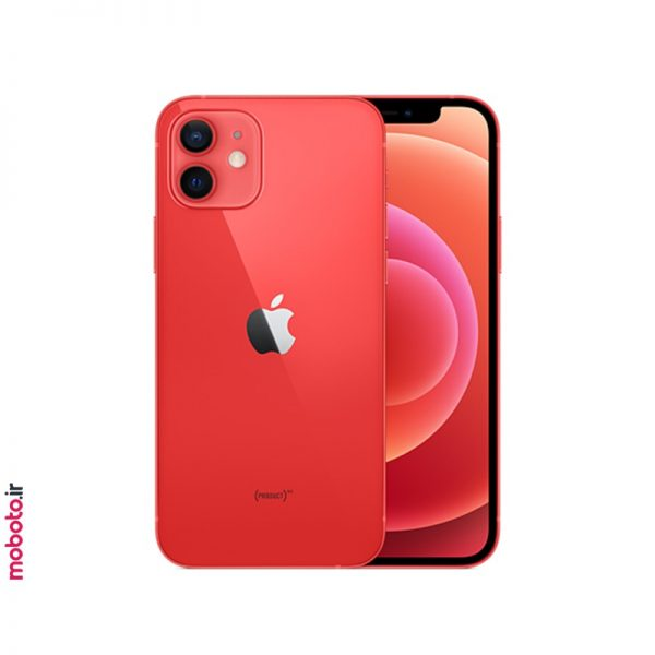 apple iphone 12 red موبایل اپل iPhone 12 64GB