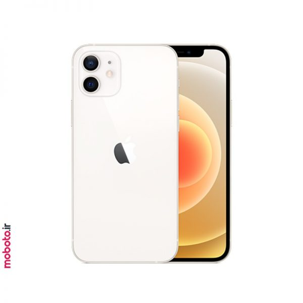 apple iphone 12 white موبایل اپل iPhone 12 64GB